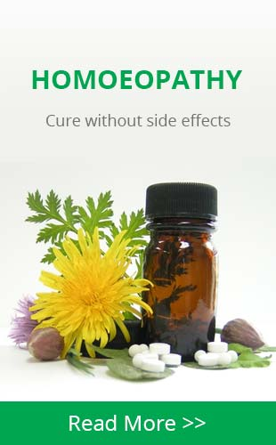 About Homoeopathy