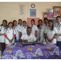 Homoeopathic Camp at Pathak Vruddhashram